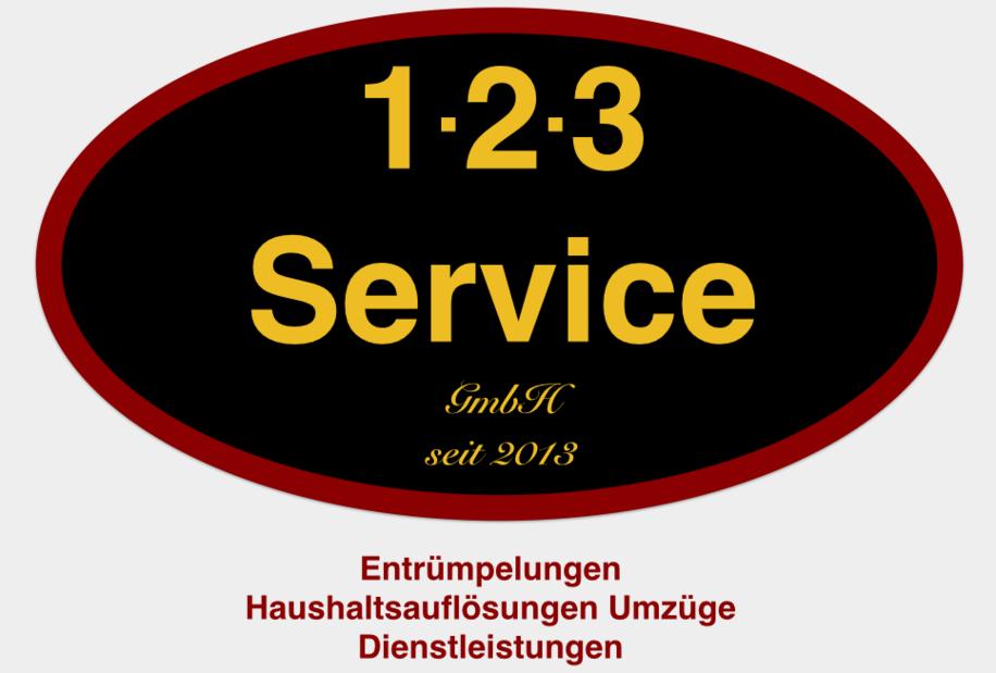 1-2-3- Service GmbH, Entrümpelung, Entrümpelungen, Haushaltsauflösung,  Haushaltsauflösungen, Umzug, Umzüge, Abbruch, Demontagen, Dienstleistungen,  Karlsruhe